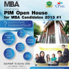 PIM Open House for 2014 MBA Candidates