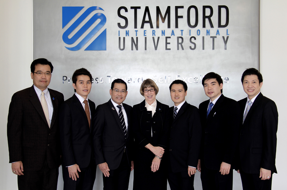 Stampford International University