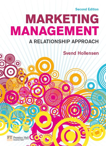 Marketing Management: A Relationship Approach 2/e Svend  Hollensen