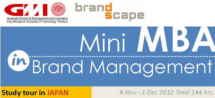 Mini MBA in Brand Management