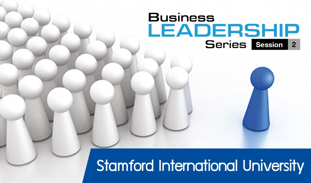 Business LEADERSHIP Series Session 2