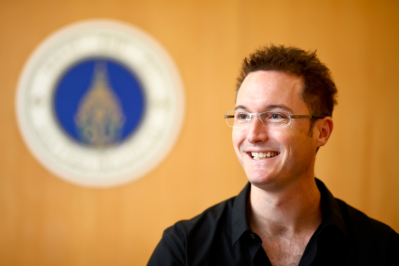 Assistant Professor Dr. Randall Shannon