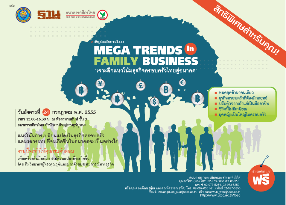 Megatrends in Family Business