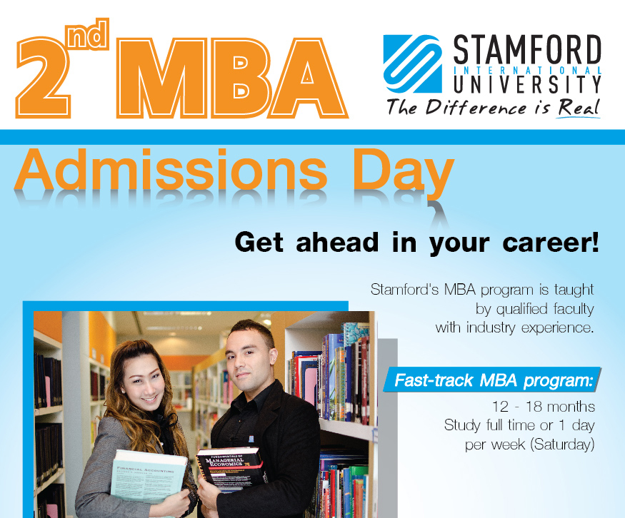 2nd MBA Admissions Day