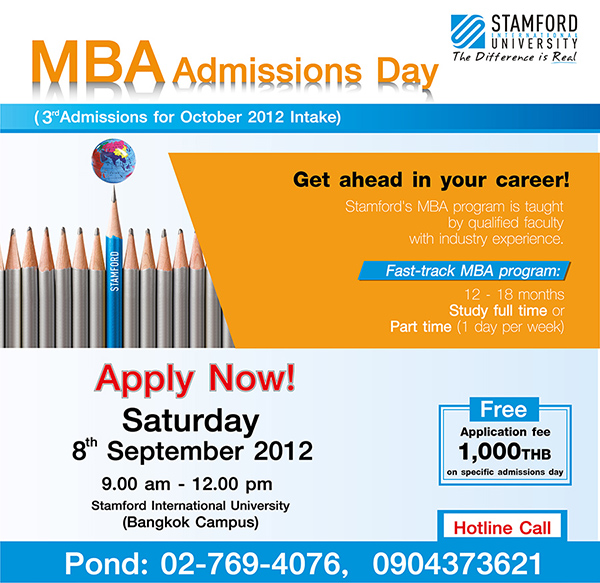 MBA Admission Day Sassion 3