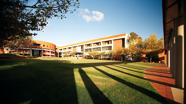 Curtin International Office - 2008 Prospectus.