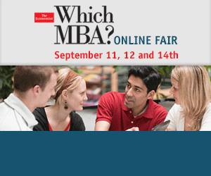Which MBA Online Fair