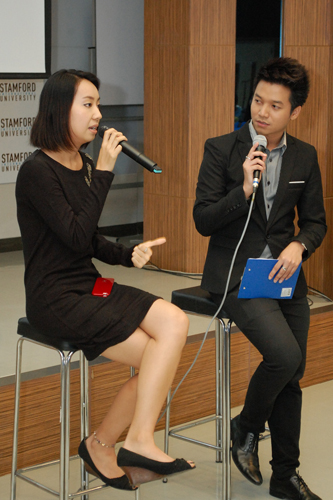 Stamford MBA Open House (2)