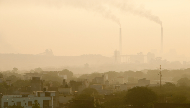 The 10 cities with the worst air pollution in the world